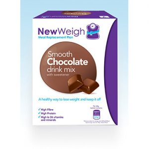 NewWeigh Meal Replacement Plan Chocolate – Pack Of 7