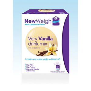 NewWeigh Meal Replacement Plan Vanilla – Pack Of 7