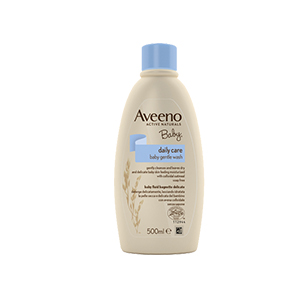Aveeno Baby Daily Gentle Care Body Wash 500ml
