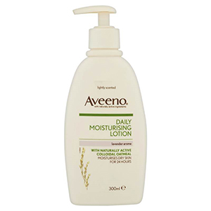 Aveeno Daily Moisturising Cream Lavender 300ml