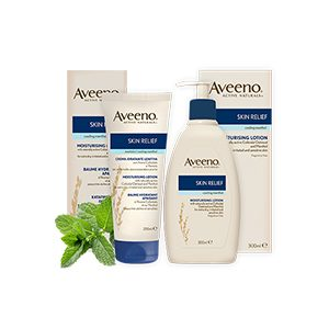 Aveeno Skin Relief Soothing Lotion – With Menthol 200ml