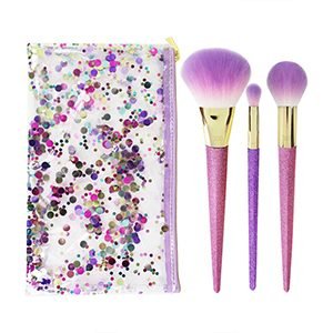Real Techniques Brush Crush Collection Shimmer & Shine Set