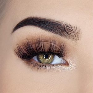 SOSU By Suzanne Jackson 3D Fibre Luxury Lashes 'Hailey'
