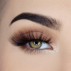 SOSU By Suzanne Jackson 3D Fibre Luxury Lashes 'Vogue'