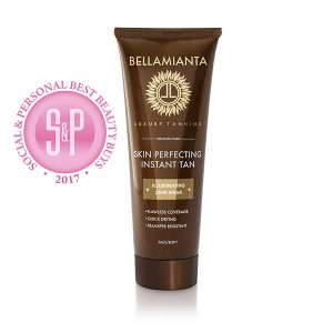 Bellamianta Skin Perfecting Instant Tan Medium/Dark