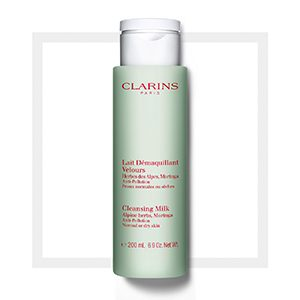 Clarins Cleansing Milk With Alpine Herbs 200ml