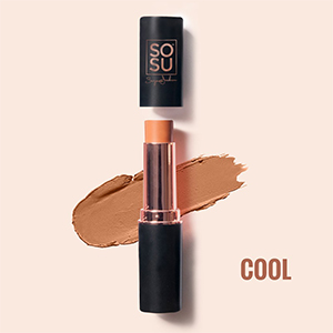 SOSU By Suzanne Jackson Cream Stick Collection – Contour 'Cool'