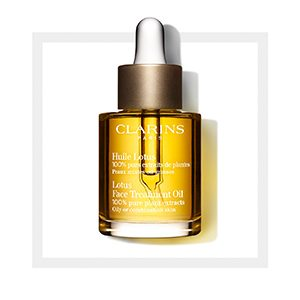 "Clarins Lotus Face Treatment Oil ""Oily/Combination Skin"" 30ml"