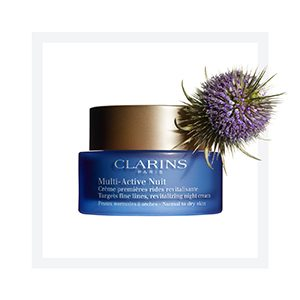 Clarins Multi-Active Night – Normal To Dry Skin 50ml