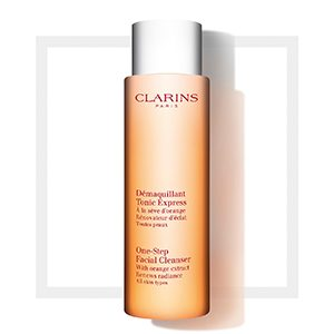 Clarins One-Step Facial Cleanser With Orange Extract 200ml