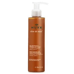 Nuxe Reve De Miel Cleansing & Make Up Removing Gel 200ml