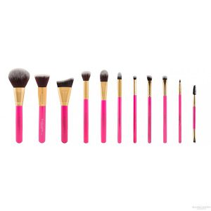 Blank Canvas 12 Piece Rose Gold/Black Face & Eye Set