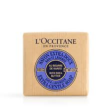 L'OCCITANE Lavender Shea Butter Extra Gentle Soap