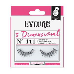 Eylure 3 Dimensional No. 111 Lashes