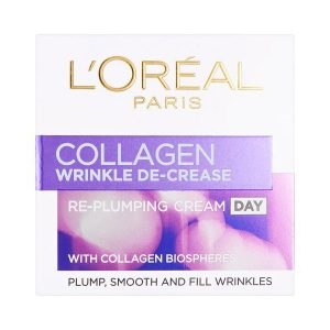 L'Oreal Wrinkle Decrease Collagen Day Cream 50ml