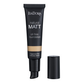 IsaDora Natural Matt Foundation Shade 16 Cream