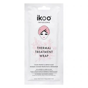 Ikoo Infusions Thermal Treatment Wrap Colour Protect & Repair 1pack