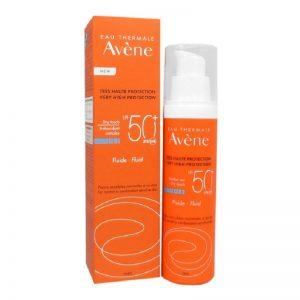 Avene Eau Thermale Very High Protection Fluid SPF 50+