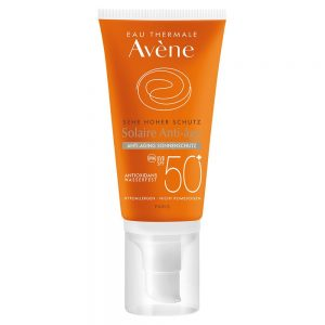 Avene Eau Theramle Very High Protection Anti Ageing Suncare SPF 50+