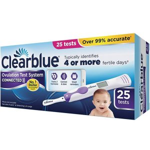 Clearblue Connected Ovulation Test 25 Pack