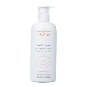Avene Eau Thermale Body Lotion With Cold Cream 400ml