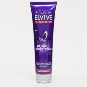 L'Oreal Elvive Colour Protect Anti-Brassiness Purple Conditioner 250ml