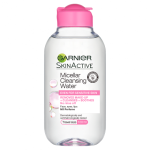 Garnier Micellar Cleansing Water For Sensitive Skin 100ml