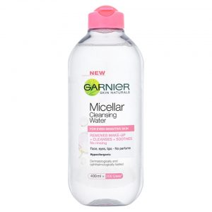 Garnier Micellar Cleansing Water For Sensitive Skin 400ml
