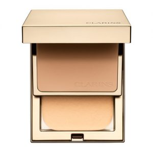 Clarins Everlasting Compact Foundation SPF 9 – 112 Amber