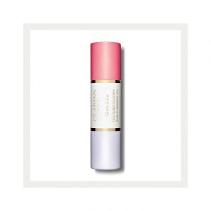 Clarins Glow 2 Go Blush & Highlight Stick 01 Glowy Pink