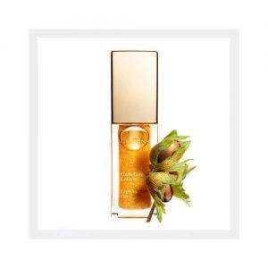 Clarins Instant Light Lip Comfort Oil – 07 Honey Glam