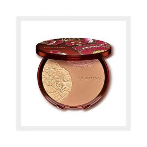 Clarins Summer Limited Edition Bronzing Compact -001 Sunset Glow