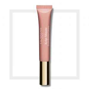 Clarins Instant Light Natural Lip Perfector- 02 Apricot Shimmer