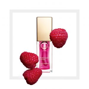Clarins Instant Light Lip Comfort Oil – 02 Raspberry