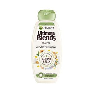 Garnier Ultimate Blends Almond Crush The Daily Nourisher Shampoo 360ml
