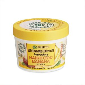 Garnier Ultimate Blends Hair Food Nourishing Banana & Shea