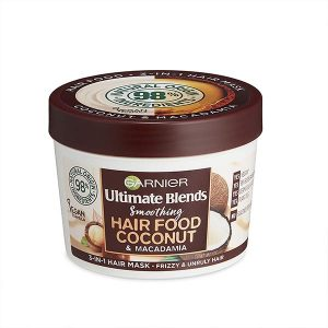 Garnier Ultimate Blends Hair Food Smoothing Coconut & Macadamia