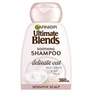Garnier Ultimate Blends The Delicate Soother Shampoo 360ml