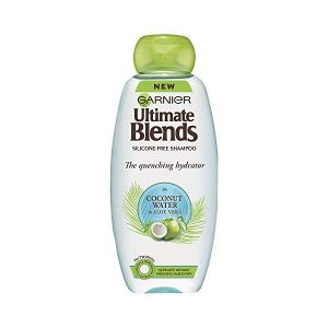 Garnier Ultimate Blends The Quenching Hydrator Shampoo 360ml