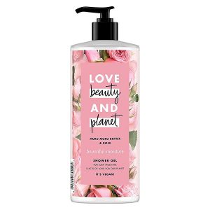 Love Beauty & Planet Bountiful Moisture Body Wash 500ml