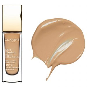 Clarins Skin Illiusion Natural Radiance Foundation 112.5 Caramel