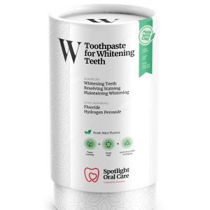 Spotlight Toothpaste W For Whitening Teeth