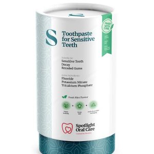 Spotlight Toothpaste S For Sensitive Teeth