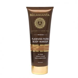Bellamianta Flawless Filter Body Makeup- Medium To Dark 100ml