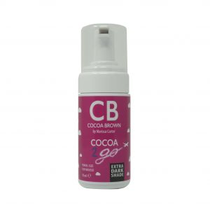 Cocoa Brown Cocoa 2 Go Travel Size 1 Hour Tan Mousse- Extra Dark 95ml