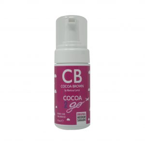 Cocoa Brown Cocoa 2 Go Travel Size 1 Hour Tan Mousse- Original Medium 95ml