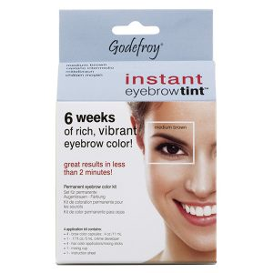 Godefroy Instant Eyebrow Tint- Medium Brown