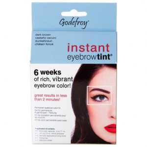 Godefroy Instant Eyebrow Tint- Dark Brown