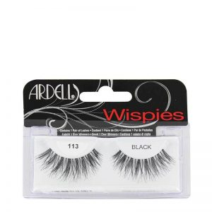 Ardell Wispies 113 Black Lashes