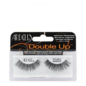 Ardell Double Up Wispies Black Lashes